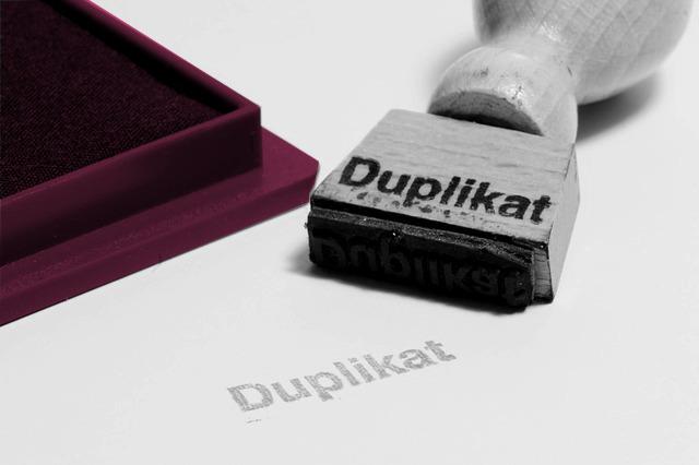 Plagiat en ligne - Duplicate content